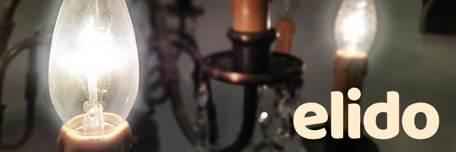 Otsikkokuvassa kynttiläkruunu