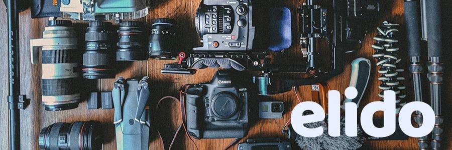 kamerakalustoa